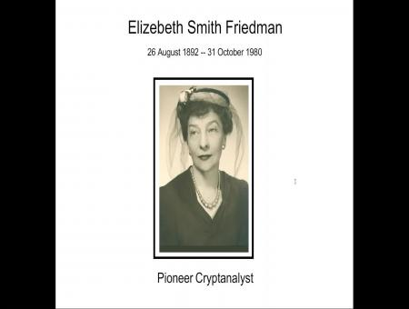 A Snapshot of Early 20th Century Women Mathematicians