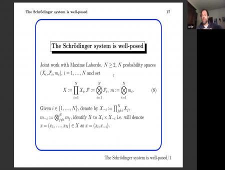 Remarks on multi-marginals entropic optimal transport and Sinkhorn algorithm