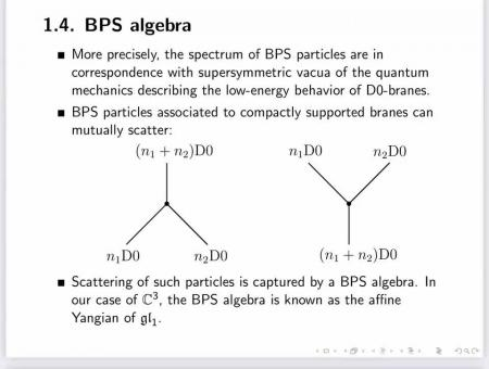 Branes, Quivers, and BPS Algebras 1 of 4